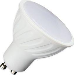 Eko-Light Dwu-pak 6W GU10. Barwa: Ciepły