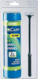 Jaxon TUNEL PVA SLOW ŚREDNI 23MM X 5Mb Z UBIJAKIEM KOMPLET (LC-PVA074)