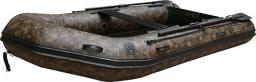 FOX 320 Camo Inflable Boat - Air Deck Black (CIB028)
