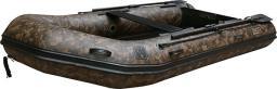 FOX 320 Camo Inflable Boat - Air Deck Black (CIB028)