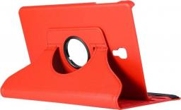 Etui do tabletu Alogy Etui obrotowe do Samsung Galaxy Tab A 10.5 T590 T595 czerwone