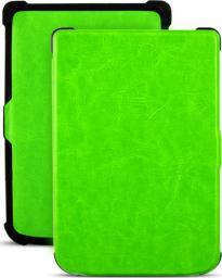 Pokrowiec Alogy Etui do czytników PocketBook zielone