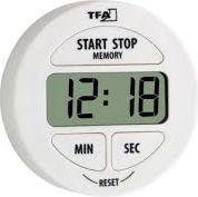 TFA 38.2022.02 elect. time clock
