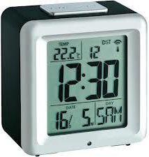 TFA 60.2503 radio controlled alarm clock with temprature
