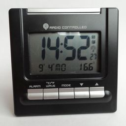 TFA 98.1087 radio controlled alarm clock