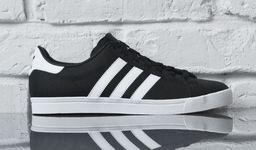 wysoka jakość innowacyjny design profesjonalna sprzedaż Adidas Buty męskie Coast Star czarno-białe r. 45 1/3 (EE8901) ID produktu:  5793084