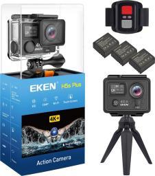 Kamera EKEN H5S PLUS 3X AKUMULATOR