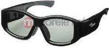 Okulary 3D Optoma ZD301 3D Shutter Glasses (E1A3E0000003)