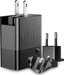 Ładowarka Baseus Duke czarna (CCALL-GJ01) uniwersalna