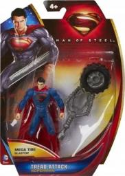 Mattel Superman Ruchoma Figurka Tread Attack