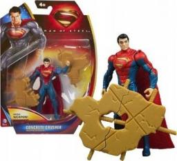 Mattel Superman ruchoma figurka concrete crusher