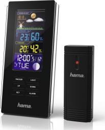 Stacja pogodowa Hama Stacja meteorologiczna Color Edge x