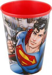 KUBEK PLASTIKOWY 260ML SUPERMAN standard