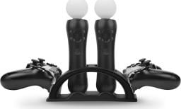 """Hama STACJA ŁADUJĄCA """"4-Way"""" DO PS4/PS VR"""