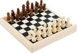 Small Foot Drewniane, małe szachy uniw