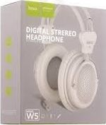 Zestaw słuchawkowy Hoco ZESTAW SŁUCHAWKOWY HOCO W5 BIAŁY standard