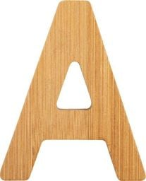 Small Foot ABC Bamboo Letters A uniw