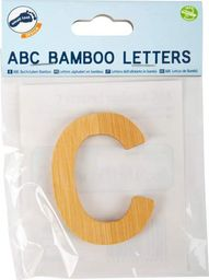 Small Foot ABC Bamboo Letters C uniw