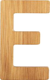 Small Foot ABC Bamboo Letters E uniw