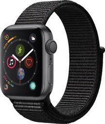 Smartwatch Apple Watch Series 4 GPS Czarny  (MU652WB/A)