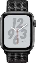 Smartwatch Apple Watch Nike+ Series 4 GPS Czarny  (MU7G2WB/A)