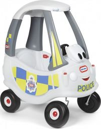 Little Tikes Jeździk Cozy Coupe Policja biała (173790E3)