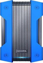 Dysk zewnętrzny ADATA Durable HD830 5TB USB 3.0 Niebieski (AHD830-5TU31-CBL)