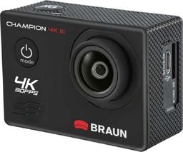 Kamera Braun Phototechnik Kamera sportowa Champion 4K III-champion4k3