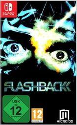 Gra Nintendo Switch FLASHBACK 25th Anniversary-3760156482729