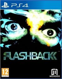Gra PS4 Flashback 25th Anniversary-3760156482743
