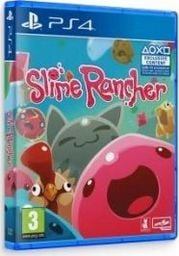 Gra PS4 Slime Rancher-811949030054