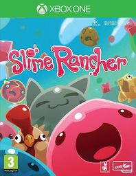 Gra Xbox One Slime Rancher-811949030061