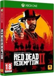 Gra Xbox One Red Dead Redemption 2-5026555359122