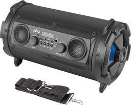 Głośnik UGO Bezprzewodowy głośnik Bazooka karaoke 16W czarny z mikrofonem -UBS-11740