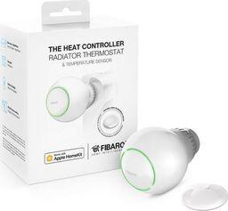 Fibaro The Heat Starter Controller Pack HomeKit (Zestaw głowica termostatyczna + czujnik temperatury)-FGBHT-PACK