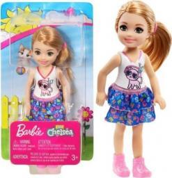 Mattel Lalka Barbie Chelsea i Przyjaciółki (DWJ33/FRL82)