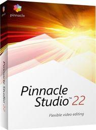 Program Corel Pinnacle Studio 22 Std PL/ML Box   PNST22STMLEU -PNST22STMLEU