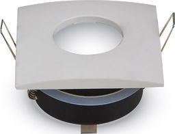 V-TAC Oprawa LED VT-787SQ-WH GU10 aluminium -SKU3615