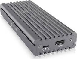 Kieszeń Icy Box Obudowa IB-1817M-C31 M.2 NVMe SSD