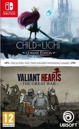 Gra Nintendo Switch Child of light + Valiant Hearts-ND