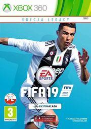 Gra Xbox 360 FIFA 19 Legacy-5030944121511