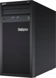 Serwer Lenovo ThinkSystem ST50, 1xIntel Xeon E-2124G 4+2C 3.4GHz 71W, 1x8GB,  1Rx8, SW RD, 7Y48A008EA