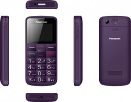 Telefon komórkowy Panasonic KX-TU110