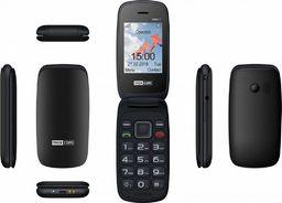 Telefon komórkowy Maxcom Telefon MM 817 czarny-MAXCOMMM817BLACK