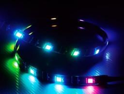 Akasa Magnetyczna taśma LED RGB (adresowalna)