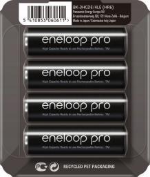 Panasonic Akumulator Eneloop Pro AA / R6 2500mAh 4szt.