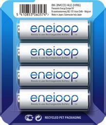 Panasonic Akumulator Eneloop AA / R6 1900mAh 4szt.