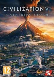 Sid Meier's Civilization VI - Gathering Storm EU PC, wersja cyfrowa