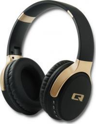Słuchawki Qoltec BT nauszne + mikrofon