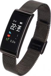 Smartwatch Garett Electronics Women Tina Czarny Srebrny  (5903246282467)
